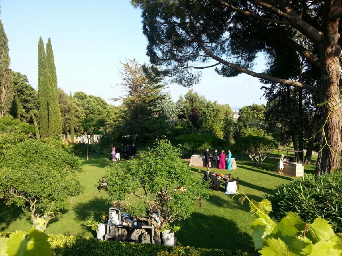Boda un bosque en el jard n masia egara for Boda en un jardin
